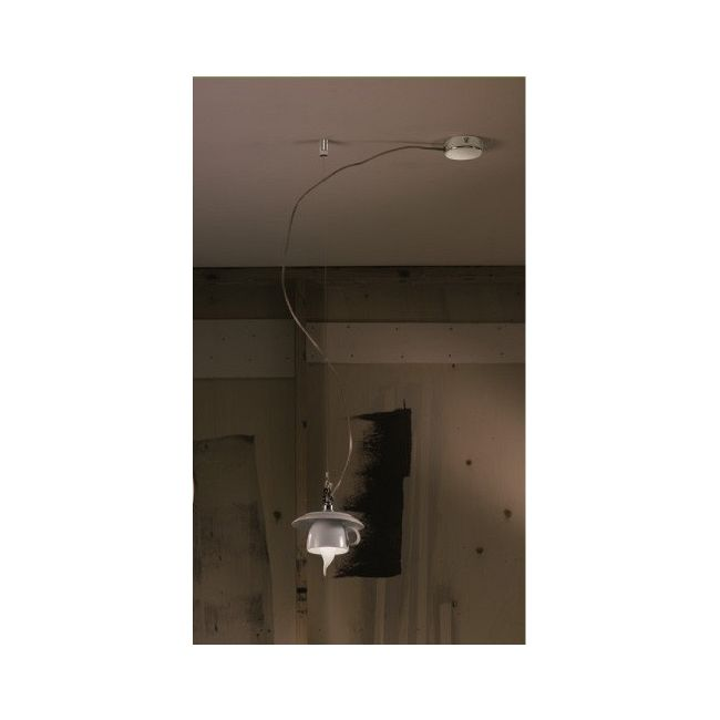 Cappuccino Decentralized Pendant by Lightology Collection | LC-cappu-15/so-dec-WH