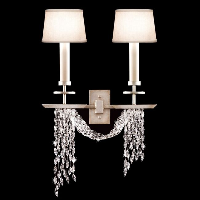 Cascades Wall Light with Shades by Fine Art Lamps | 750450
