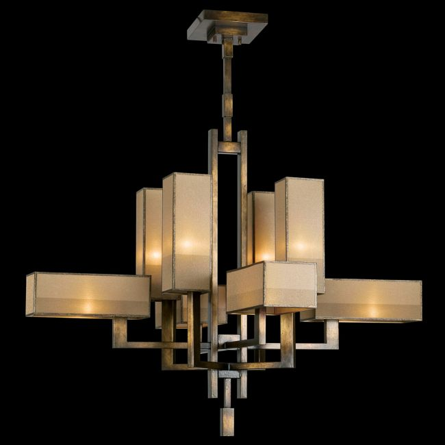 Perspectives 733840 Chandelier by Fine Art Lamps | 733840