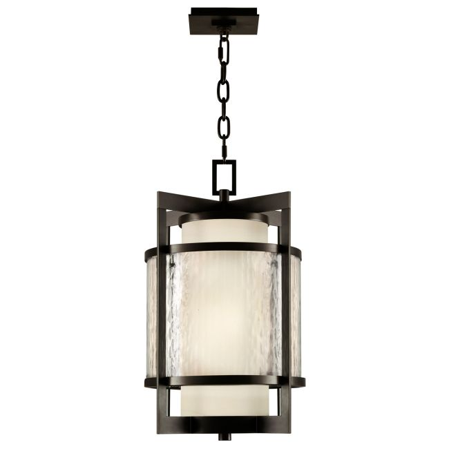 Singapore Moderne Outdoor Pendant by Fine Art Lamps | 817482ST