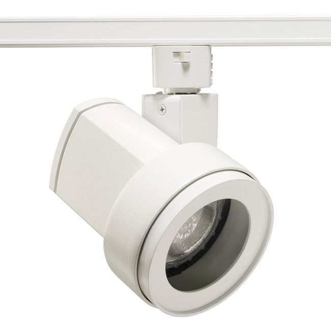 T844 PAR20 Cylindra Track Fixture 120V by Juno Lighting   T844WH