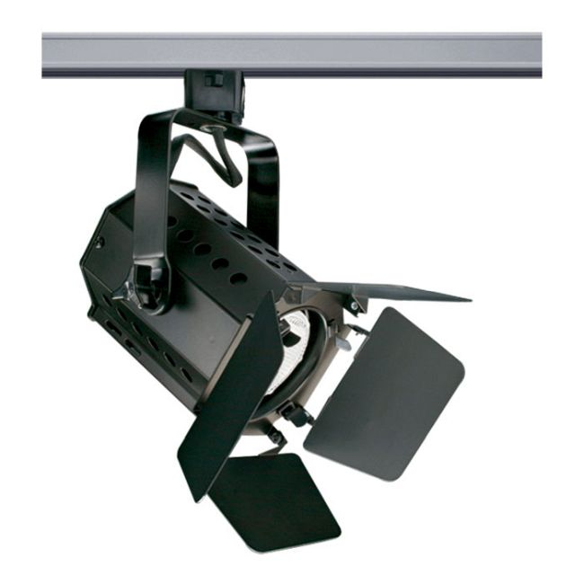 T295 PAR20 Theatrical Track Fixture 120V by Juno Lighting | T295BL
