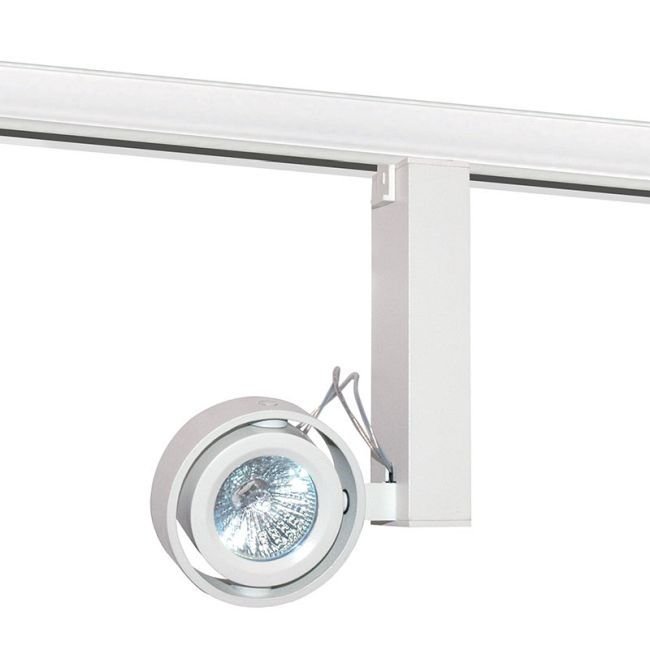 T811 Trac-Master Uno Open MR16 Lamp Holder by Juno Lighting | T811WH