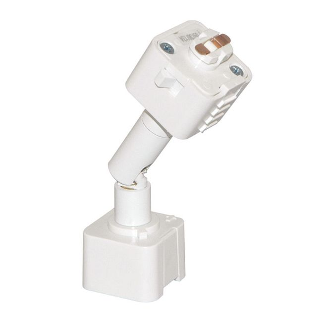 T95 Slope Celling Super Adapter by Juno Lighting | T95WH