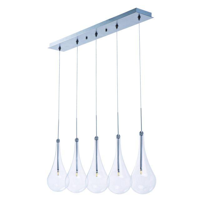 Larmes LED Linear Suspension by Et2 | E23125-18PC