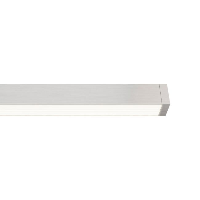 Cirrus Channel Wall Wash 7.5W WET by PureEdge Lighting | CC-WW-7WDC-12IN-27K-SNW