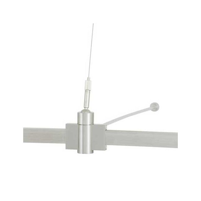 T-Trak Support Outside Rigger with Conductive Connector by Tech Lighting | 700TTSORGCCS