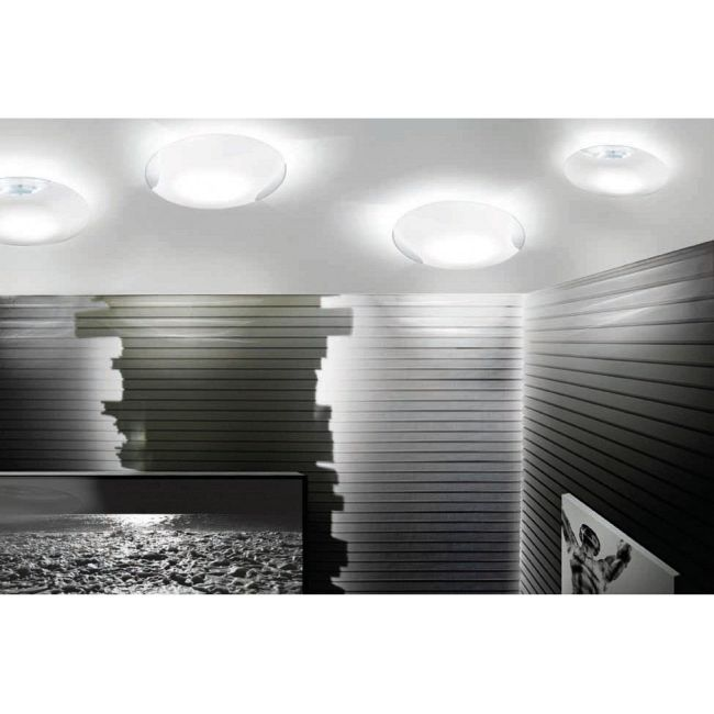 Lio Ceiling Lamp by Vistosi | PLLIO30