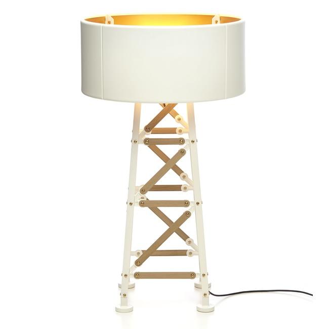 Construction Floor Lamp by Moooi   ULMOLCOL-S-WW