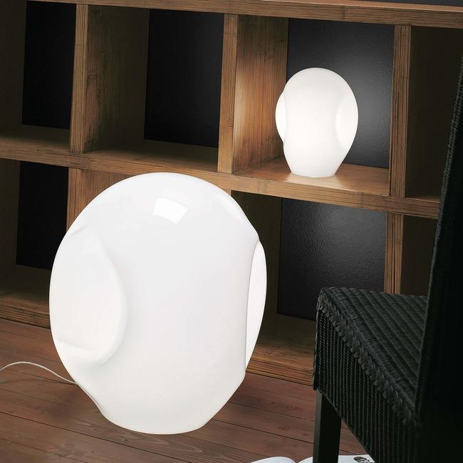 Munega Table Lamp by Vistosi | LTMUNEGAP
