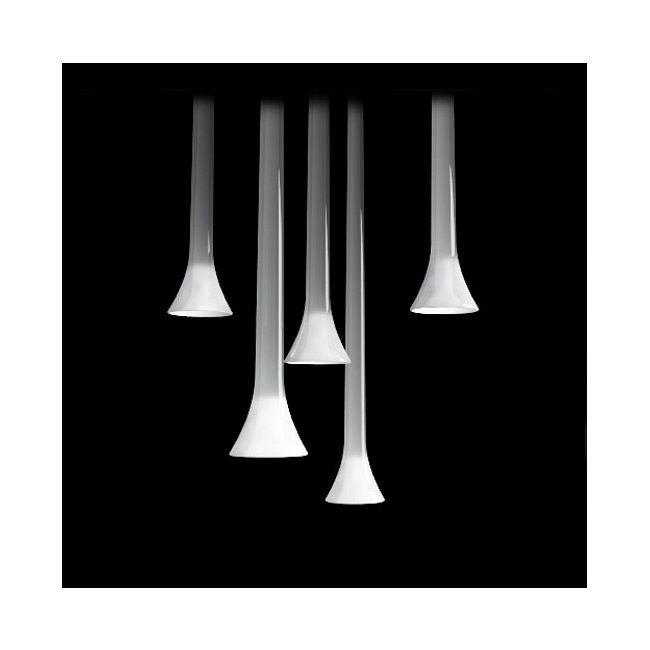 Sissi 5 Light Pendant  by Vistosi