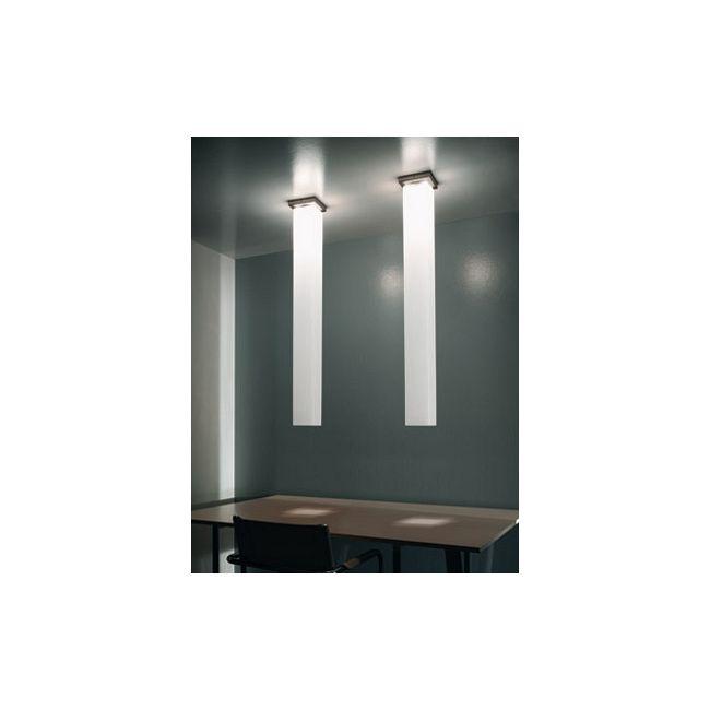 Ceiling light by vistosi pltubes120bcni tube ceiling light by vistosi pltubes120bcni mozeypictures Choice Image