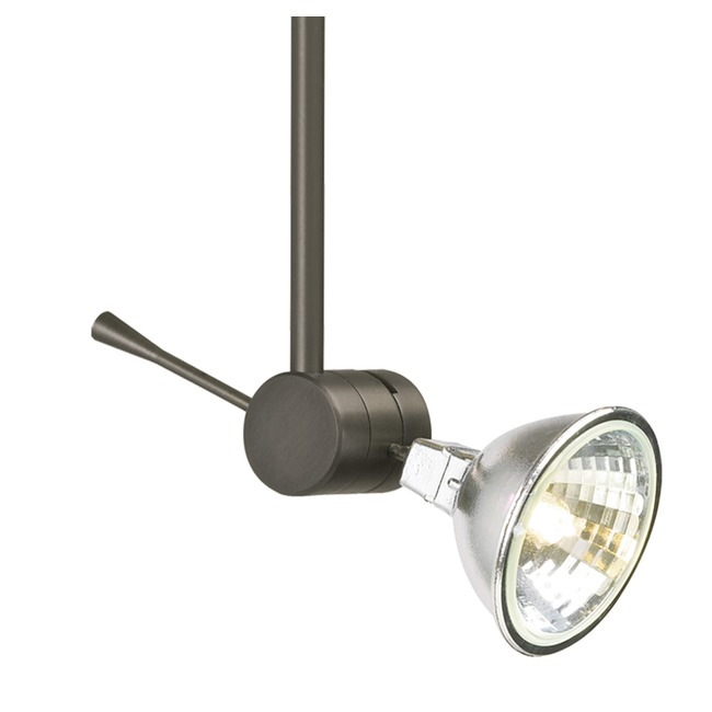Wall Monorail Sprocket Head  by Tech Lighting