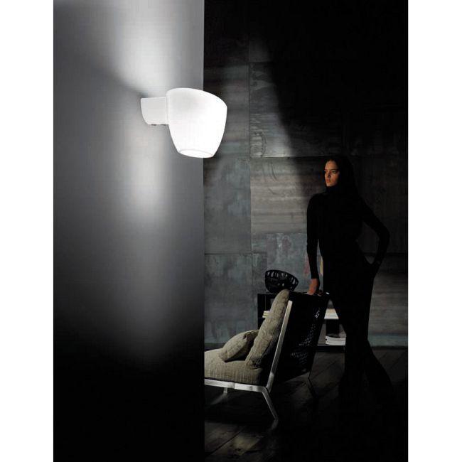 Cocumis Wall Lamp by Vistosi | APCOCUBCCRAL