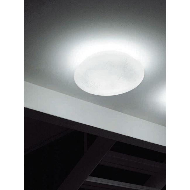 Marble Ceiling Flush by Vistosi | PLMARBL45BCCR