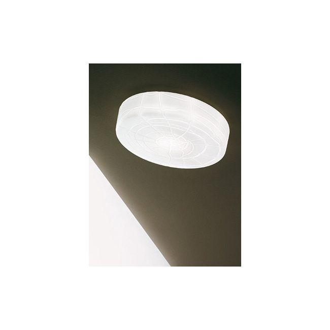 Follia Ceiling Lamp by Vistosi   PLFOLL42BCCRNI