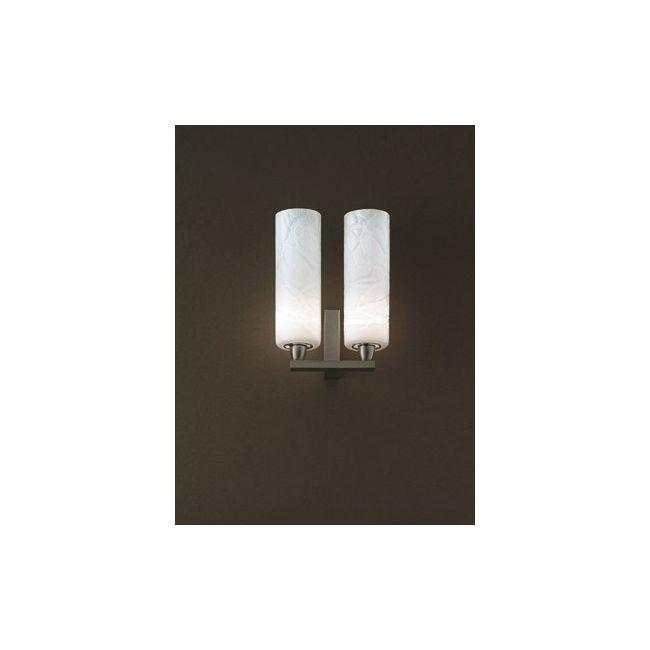 Follia 2-light Wall Sconce by Vistosi   APFOLLI2BCCRNI