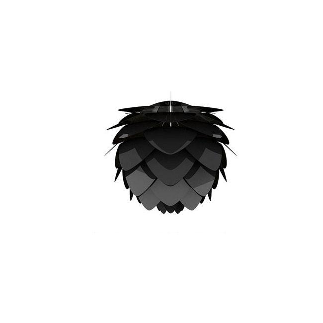 Silvia Black Hardwired Pendant by Vita Copenhagen | 02016-04008