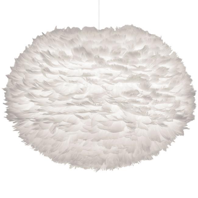 Eos Hardwired White Pendant by Vita Copenhagen | VIT-3002_4007