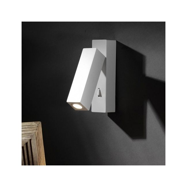 Hall Wall Sconce by Leds C4 Grok | 05-1940-BW-BWU