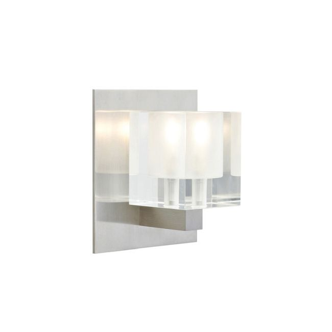 Cube Wall Sconce  by Tech Lighting | 700WSCUBFS