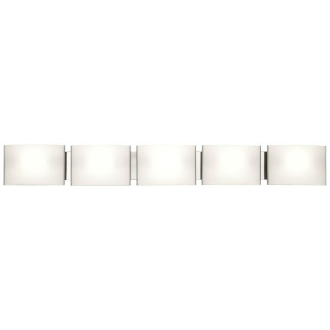 Mega Vanguard Bath Bar by DVI Lighting | DVP1760CH-OP
