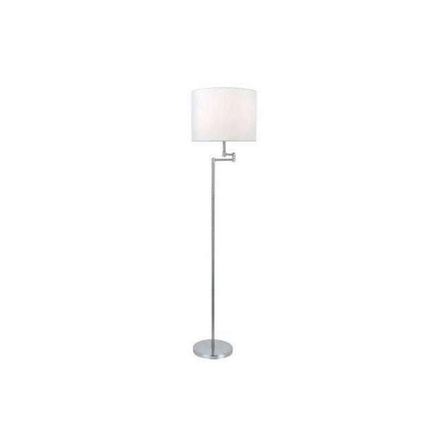 Durango Floor Lamp by Lite Source Inc. | LS-82215PS/WHT
