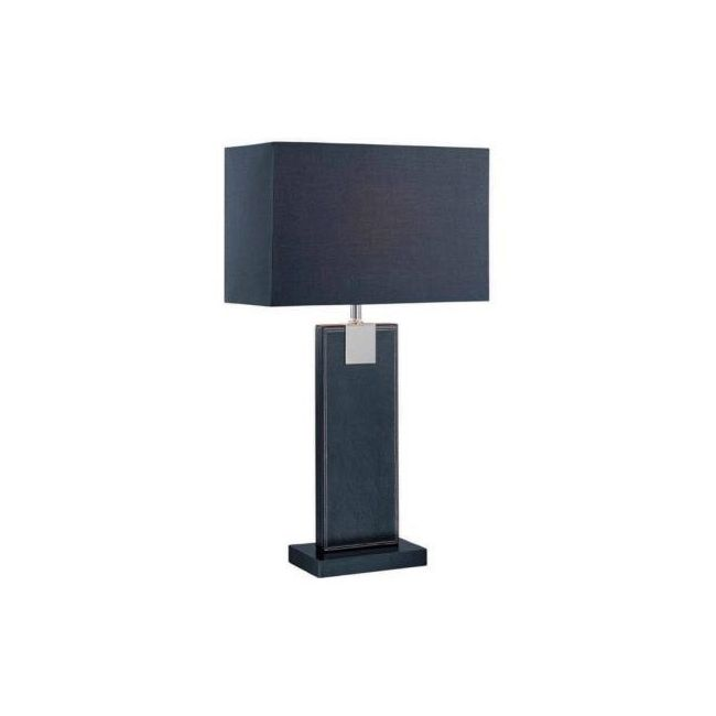 Remigio Table Lamp by Lite Source Inc. | LS-21282BLK/BLK