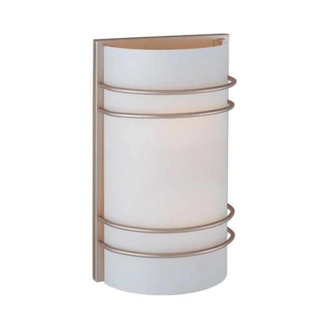 Strokes Wall Sconce by Lite Source Inc.   LS-16222SS/FRO