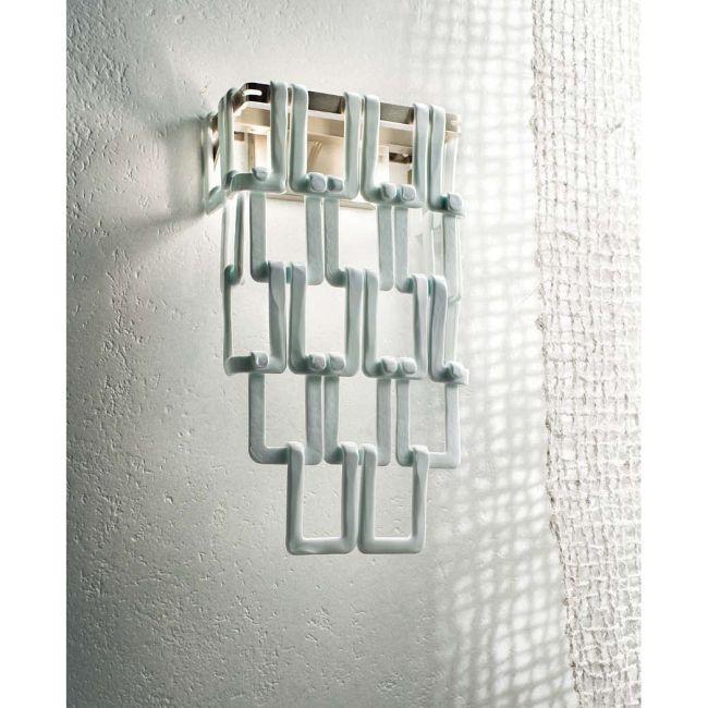 Tessuti Mini Wall Light by Evi Style - Medialight | ES0100PA08BLAL