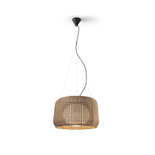 Fora 90 Outdoor Pendant by Bover | 4030303U/P-708CU