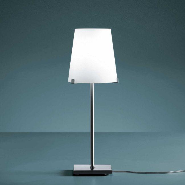 Chiara Table Lamp by Fontana Arte | U3504BI