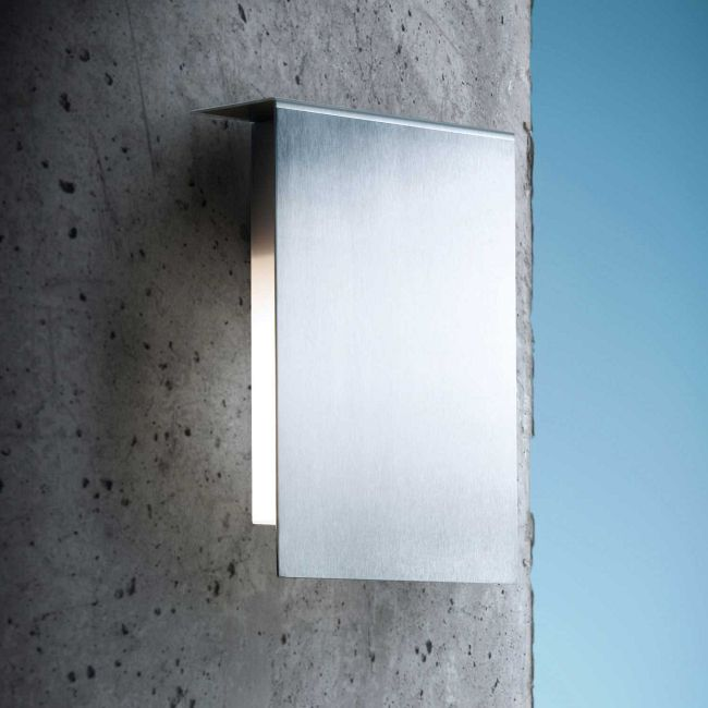 Corrubedo Outdoor Wall Lamp by Fontana Arte | UL3929IX