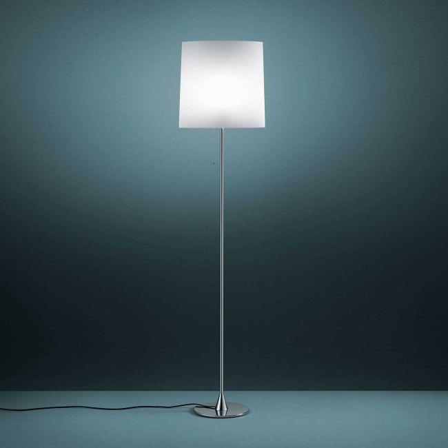 Sara Floor Lamp by Fontana Arte   U5154CR/BI