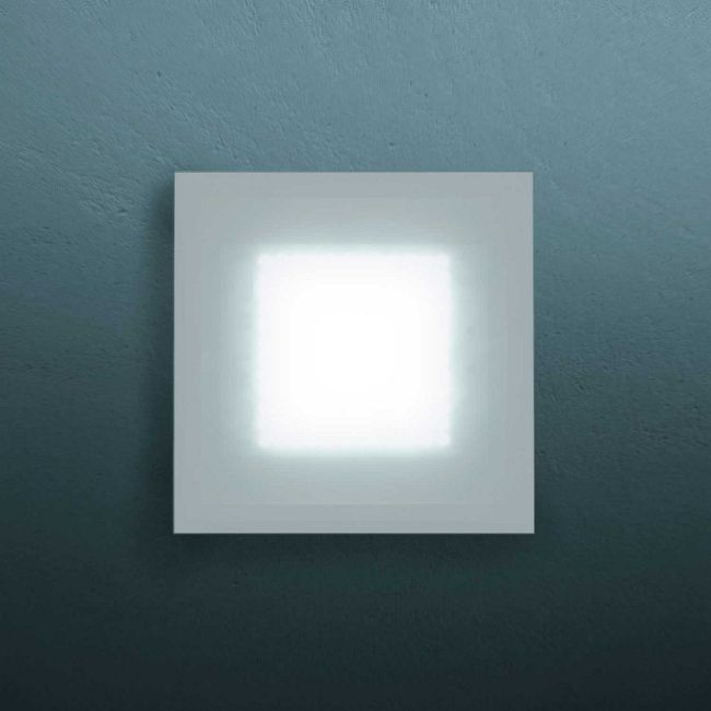 Sole Square Wall or Ceiling Lamp by Fontana Arte | UL4140/30K
