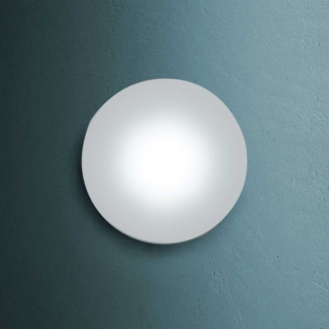 Sole Round Wall / Ceiling Light by Fontana Arte | UL4141/30K