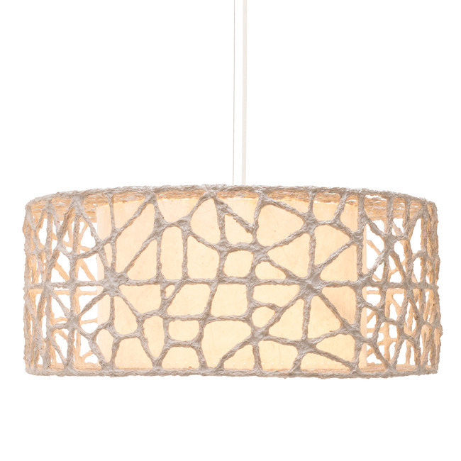 C U C ME Hanging Lamp  by Kenneth Cobonpue