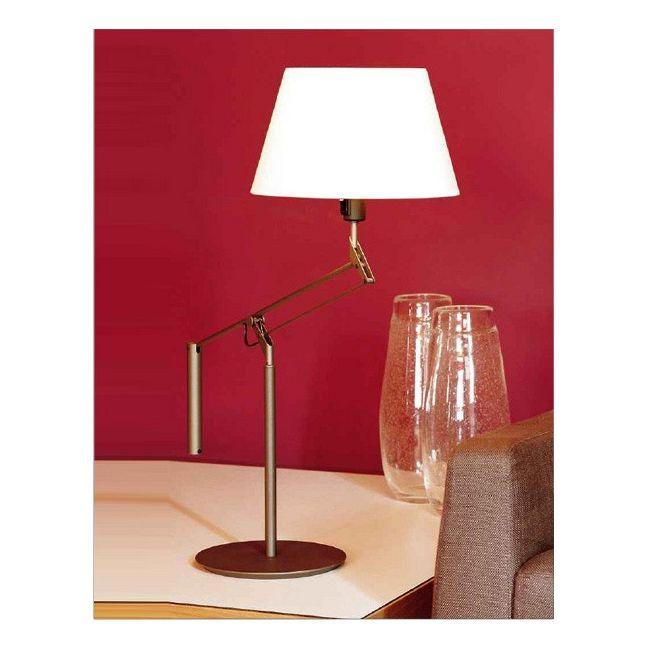 Galilea Table Lamp by Carpyen | GALILEA-TA-GD-WH