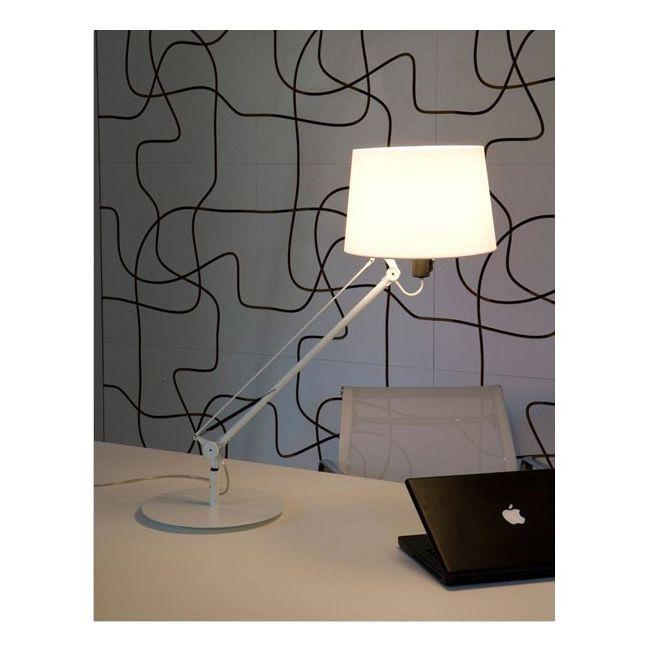 Lektor Table Lamp by Carpyen | LEKTOR-TA-WH