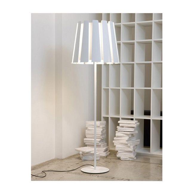 Twist Floor Lamp by Carpyen | TWIST-FL-WH