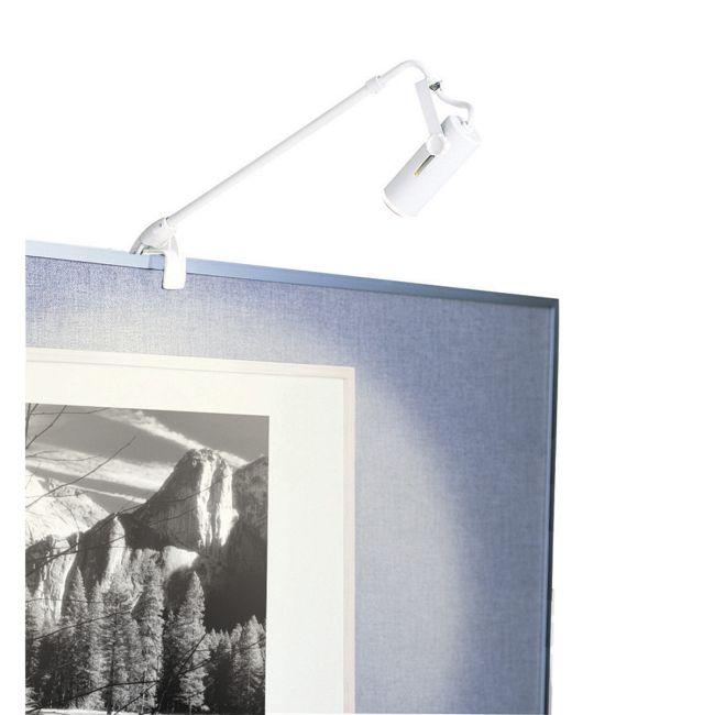 DL-188 Line Voltage Display Light by WAC Lighting | DL-188-WT