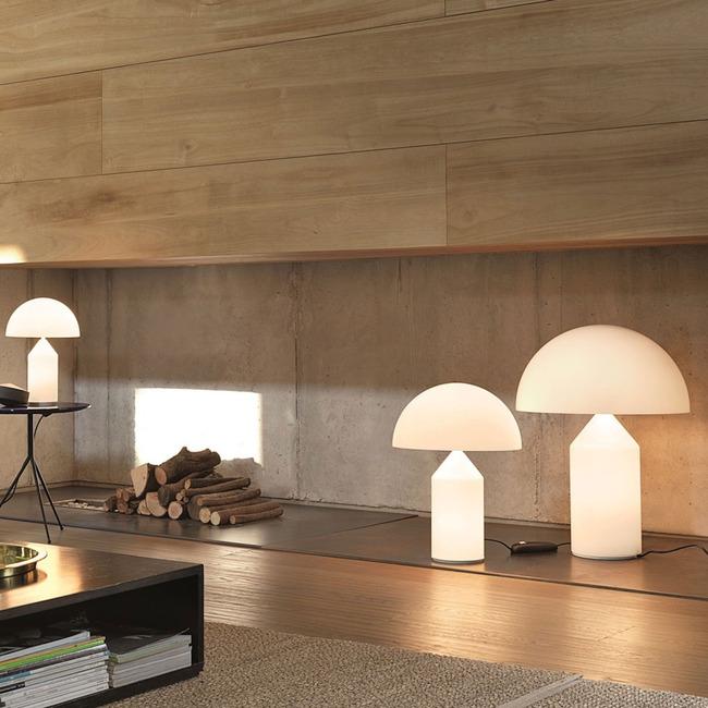 Atollo Table Lamp by Oluce Srl | ATOLLO 236