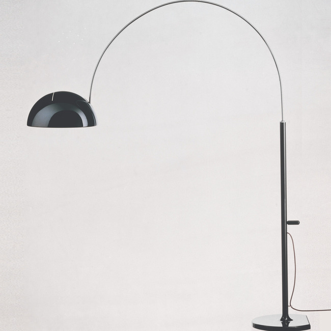 Coupe Floor Lamp by Oluce Srl | COUPE 3320/R