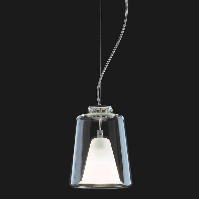 Lanternina Suspension by Oluce Srl   LANTERNINA 471