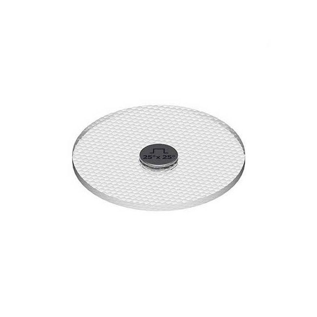 Snap System 2 Inch 25Deg Flat Top Accessory by Soraa | AC-FR-2525-00-S1