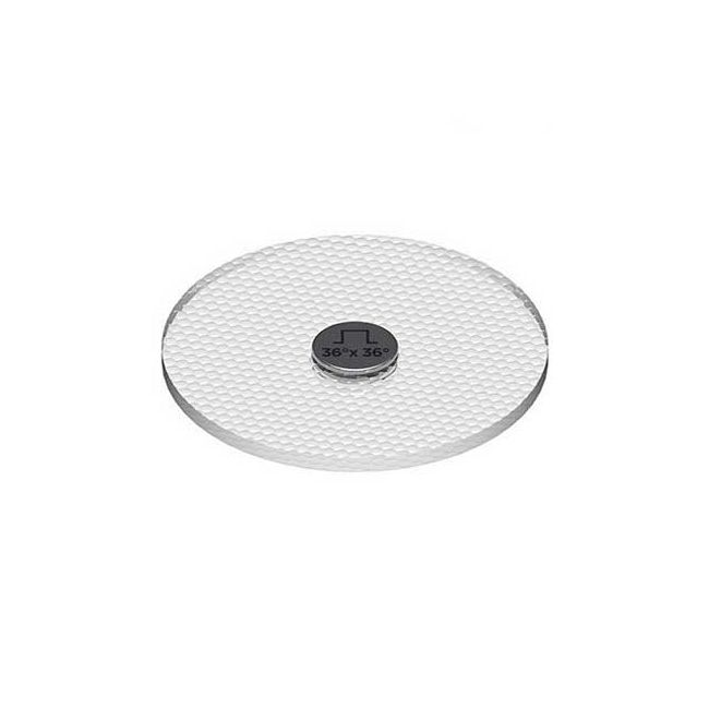 Snap System 2 Inch 36Deg Flat Top Accessory by Soraa | AC-FR-3636-00-S1