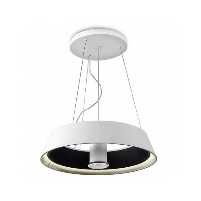 Ring Of Fire Suspension with Downlight by Leds C4 Grok | LC-00-0054-05-BW-71
