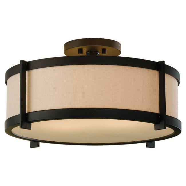 Stelle Semi Flush Ceiling Light by Feiss | SF272ORB