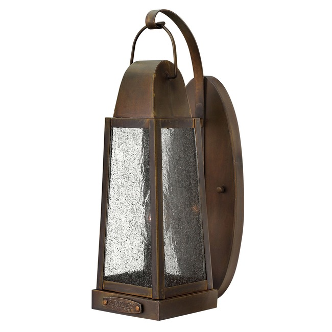 Sedgwick Small Outdoor Wall Sconce by Hinkley Lighting | 1770SN