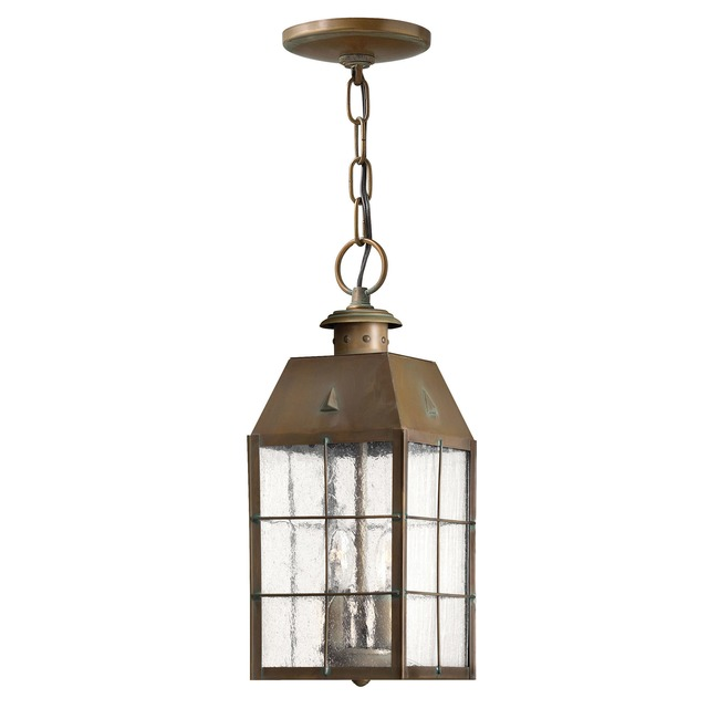 Nantucket Outdoor Pendant  by Hinkley Lighting